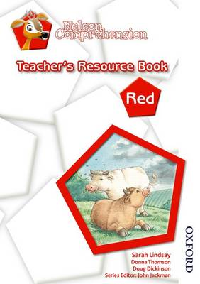 Nelson Comprehension Teacher's Resource Book Red by Sarah Lindsay