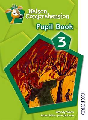 Nelson Comprehension Pupil Book 3 by Wendy Wren