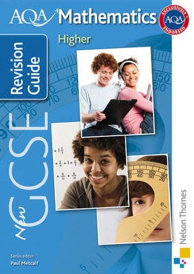 New AQA GCSE Mathematics Higher Revision Guide by Margaret Thornton, Tony Fisher, June Haighton, Andrew Manning