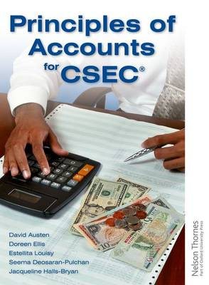 Principles of Accounts for CSEC by David Austen, Jacqueline Halls-Bryan, Doreen Ellis, Estellita Louisy