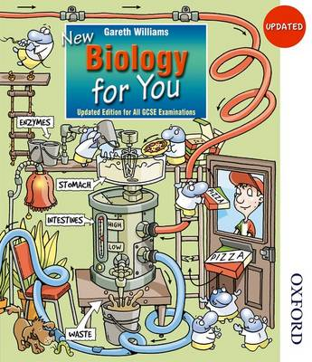 Updated New Biology for You Student Book Student Book For All GCSE Examinations by Gareth Williams