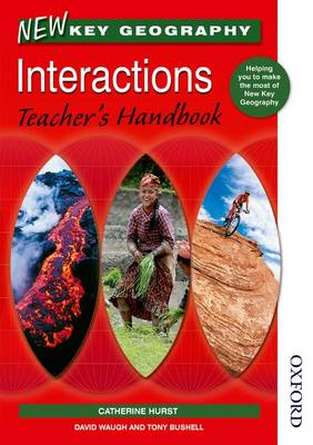 New Key Geography Interactions Teacher's Handbook by Catherine Hurst