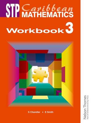 STP Caribbean Mathematics Workbook 3 by Ewart Smith