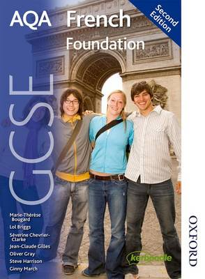 AQA GCSE French Foundation Student Book by
