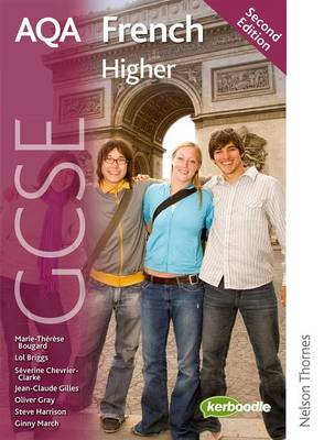 AQA GCSE French Higher Student Book by