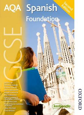 AQA GCSE Spanish Foundation Student Book by