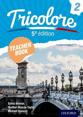 Tricolore Teacher Book 2 by