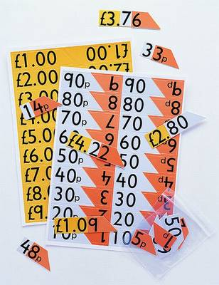 Place Value Money Cards by
