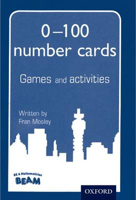 0-100 Number Cards by