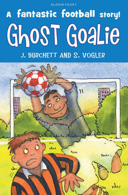 Ghost Goalie by Janet Burchett, Sara Vogler