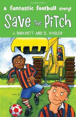 Save the Pitch by Janet Burchett, Sara Vogler