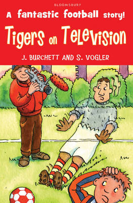 Tigers on Television by Janet Burchett, Sara Vogler