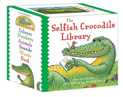 The Selfish Crocodile Library by Faustin Charles