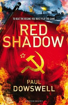 The Red Shadow by Paul Dowswell