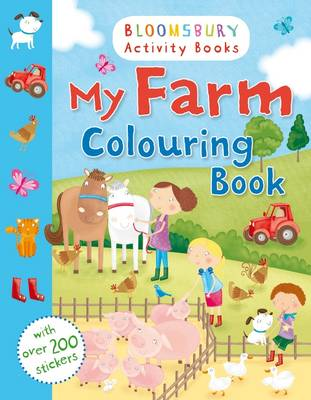 My Farm Colouring Book by