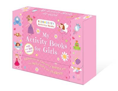 My Activity Books for Girls by