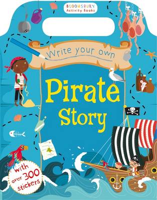 Write Your Own Pirate Story by
