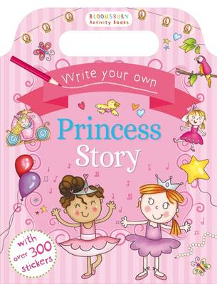 Write Your Own Princess Story by
