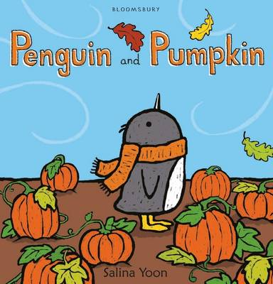 Penguin and Pumpkin by Salina Yoon