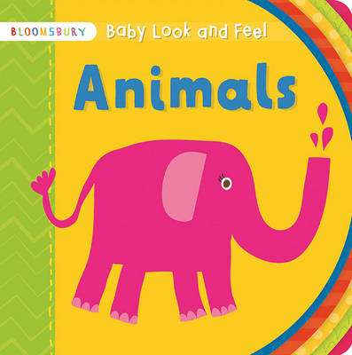 Baby Look and Feel Animals by