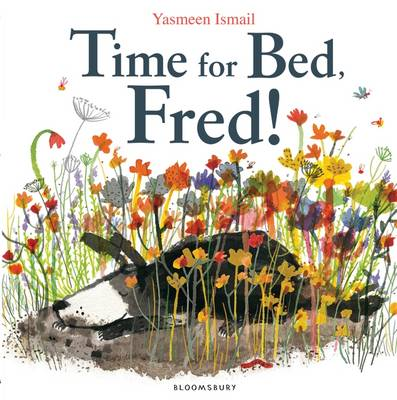 Time for Bed, Fred! Big Book by Yasmeen Ismail