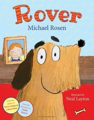 Rover Big Book by Neal Layton