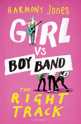 Girl vs. Boy Band The Right Track by Harmony Jones