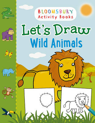 Let's Draw Wild Animals by