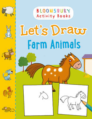 Let's Draw Farm Animals by