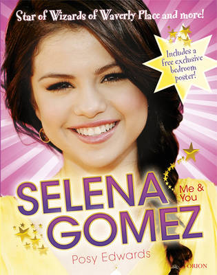 Selena Gomez Me & You by Posy Edwards