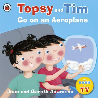 Go on an Aeroplane by Jean Adamson