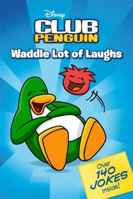 Waddle Lot of Laughs Joke Book by