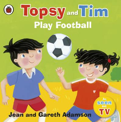 Play Football by Jean Adamson
