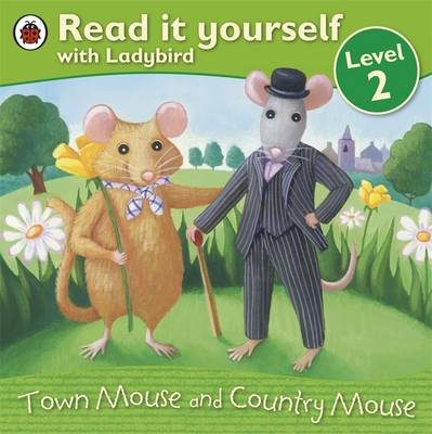 Town Mouse and Country Mouse by