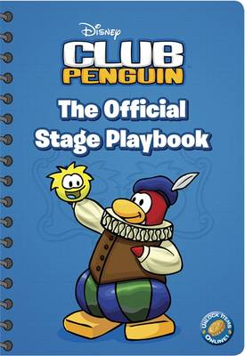 Club Penguin Official Stage Playbook by Ladybird