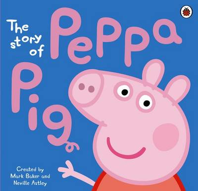The Story of Peppa Pig Picture Book by