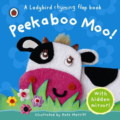Peekaboo Moo by Mandy Ross