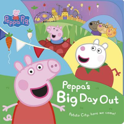 Peppa Pig: Peppa's Big Day Out by