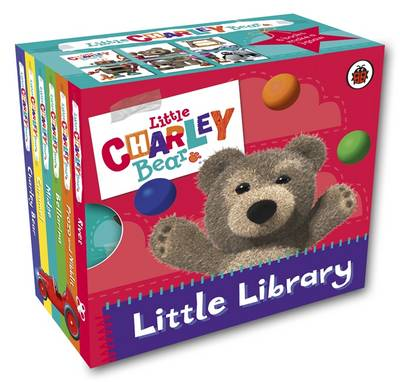 Little Charley Bear: Little Library by