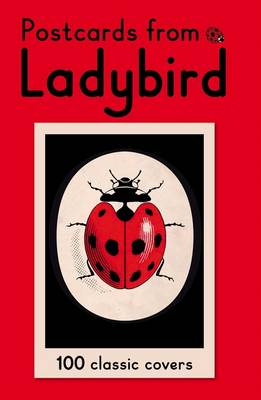 Postcards from Ladybird: 100 Classic Ladybird Covers in One Box by