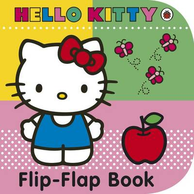 Hello Kitty Flip-flap Book by