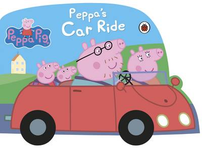 Peppa Pig: Peppa's Car Ride by