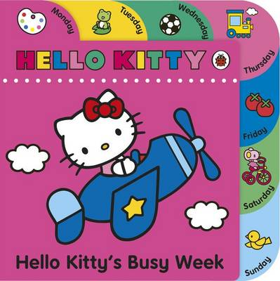 Hello Kitty's Busy Week by