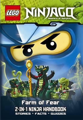 LEGO Ninjago 2-in-1 Ninja Handbook: Nothing in the Dark/Farm of Fear by