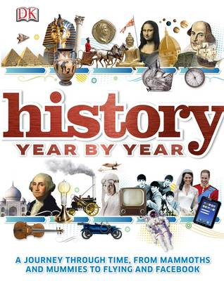 History Year By Year by Kindersley Dorling