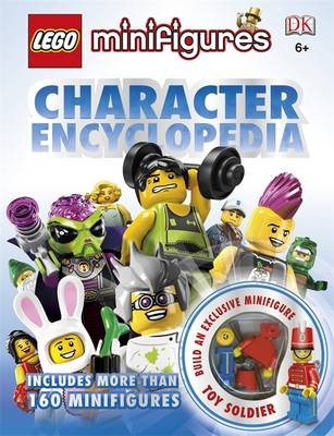 LEGO Minifigures Character Encyclopedia by DK