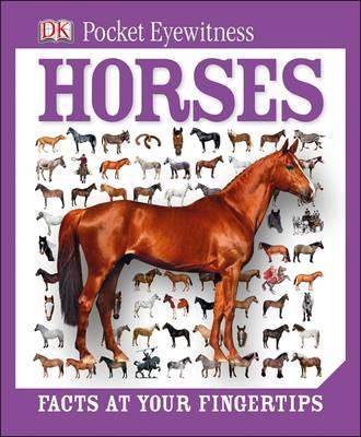 Pocket Eyewitness Horses by