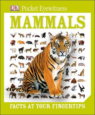 Pocket Eyewitness Mammals by