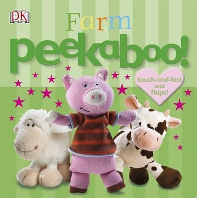 Peekaboo! Farm by DK