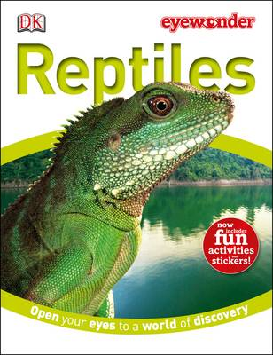 Reptiles by DK